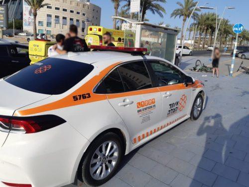 WhatsApp-Image-2021-06-11-at-18.37.29-500x375 תאונת אופניים באשדוד: בן 40 פונה לבית החולים ללא הכרה ובמצב קשה