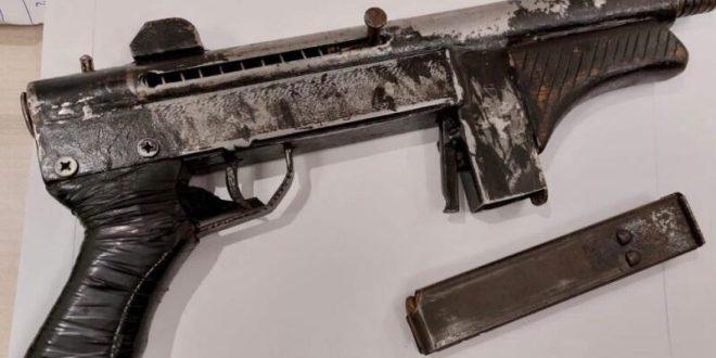 רובה מסוג קרלו נתפס בכפר אבו סנאן בצפון הארץ, שני חשודים נעצרו