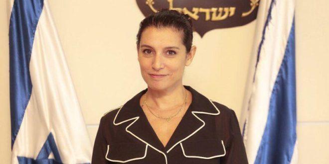 נעמה שולץ תמונה למנכ״לית משרד ראש הממשלה החליפי