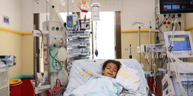 עזרה מסביב לעולם: תרומת דם יפנית נדירה הצילה את חייה של מנאל בת ה-7