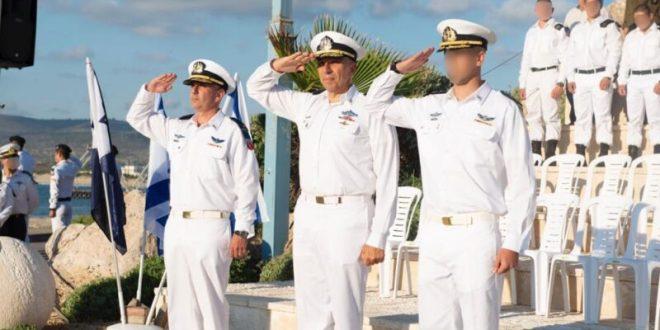 מפקד חדש לשייטת 13: אלוף-משנה א׳