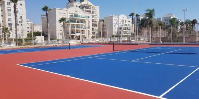 הפנינג משפחות יתקיים מחר במרכז הטניס החדש בנהריה