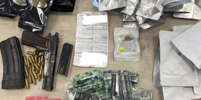 תל אביב: מאבטח תושב העיר נעצר בחשד לסחר בסמים
