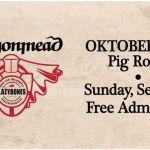 Dragonmead Oktoberfest Pig Roast