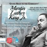 Help Serve Those in Need at Warren City Hall this Martin Luther King, Jr. Day