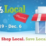 Shop Local and Enter to Win $150