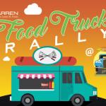 Don't Miss Warren's Food Truck Rally @ Cruisin' 53