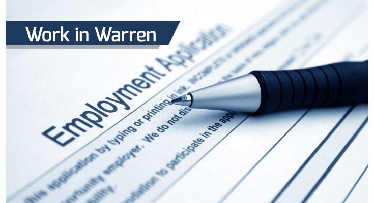 Work in Warren