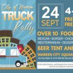 Warren's 3rd Annual Food Truck Rally