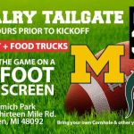 Rivalry Tailgate at Halmich Park