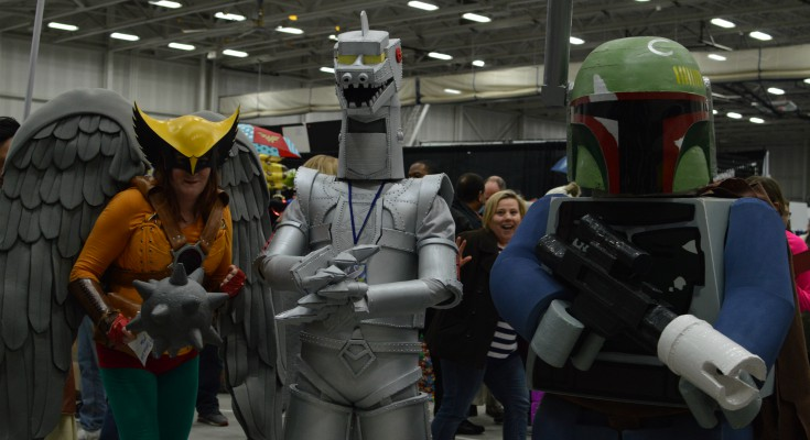 Great Lakes Comic Con - Costume Contest Winners