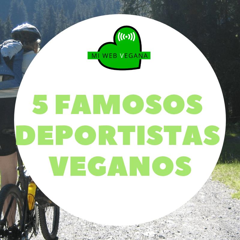 5 famosos deportistas veganos