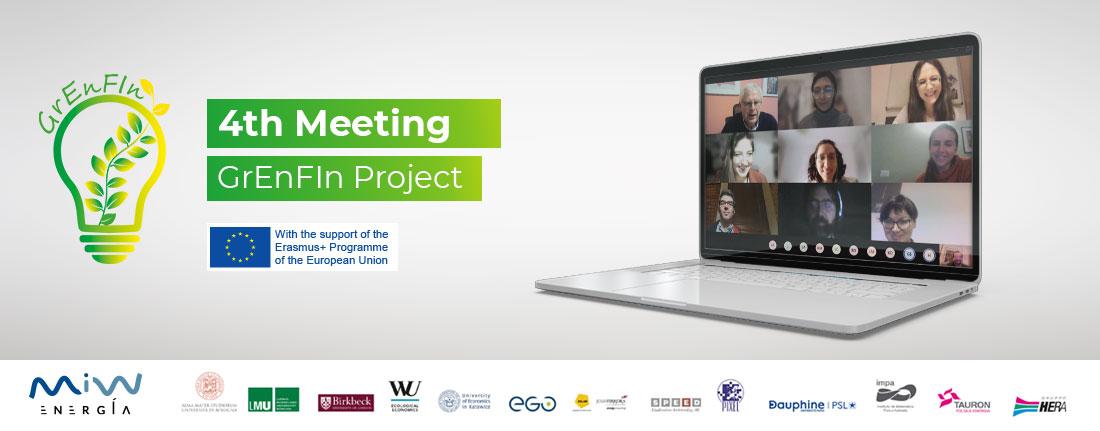IV GrEnFIn Partners Meeting