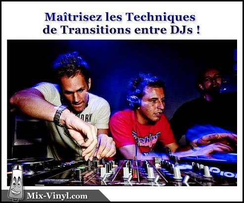 transition dj