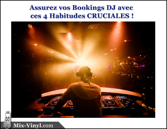 booking dj