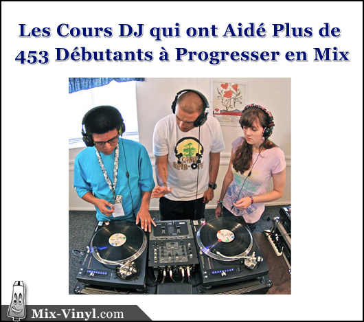 cours dj