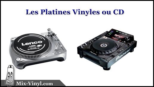 Apprendre a mixer sur platine vinyle
