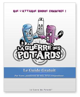 Téléchargez le Guide GRATUIT sur le Mix !