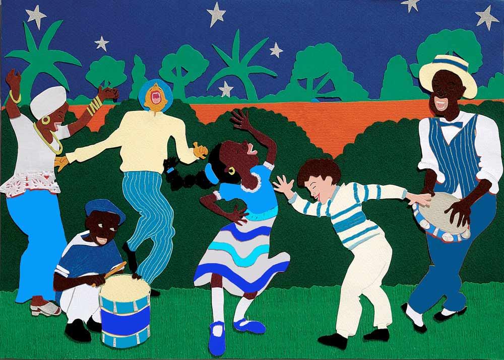 Σάμπα, ο χορός των σκλάβων που έγινε παγκόσμια μόδα. Όταν έγιναν με τη βία χριστιανοί, υποκρίθηκαν ότι η σάμπα είναι χορευτική εκδήλωση, ενώ ήταν κομμάτι της αφρικανικής τους θρησκείας