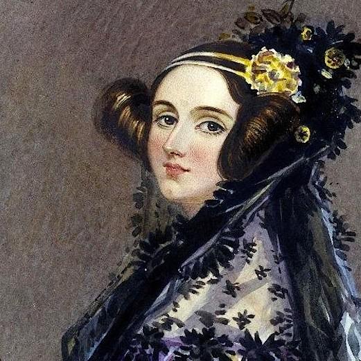 Ο φιλέλληνας Λόρδος Βύρωνας είχε κόρη και ήταν διάνοια στα μαθηματικά. Δημιούργησε τον πρώτο αλγόριθμο για υπολογιστή