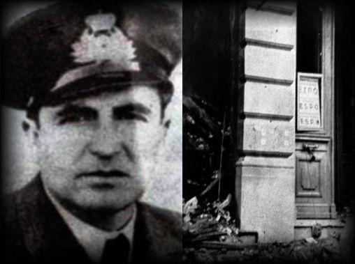 """""""Θα ήθελα το αίμα μου να μην μας χωρίσει, αλλά να μας ενώσει"""". Η εκτέλεση του αεροπόρου Κώστα Περρίκου που ανατίναξε τα γραφεία της φιλοναζιστικής οργάνωσης ΕΣΠΟ στην κατεχόμενη Αθήνα"""
