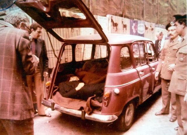 """Η απαγωγή και η δολοφονία του Ιταλού πρωθυπουργού Άλντο Μόρο. Πώς οι Ερυθρές Ταξιαρχίες γάζωσαν με 91 σφαίρες τη φρουρά του. Τι λέει από τη φυλακή η γυναίκα που """"φρόντιζε"""" τον όμηρο"""