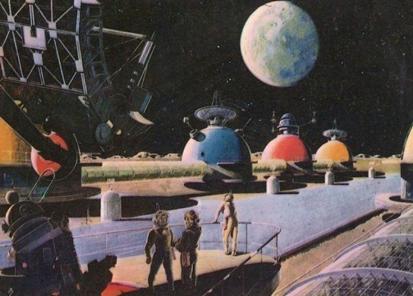 Κομμουνιστικές αποικίες στο διάστημα! Όταν σοβιετική ουτοπία και επιστημονική φαντασία συναντήθηκαν στο φεγγάρι τη δεκαετία του ΄60