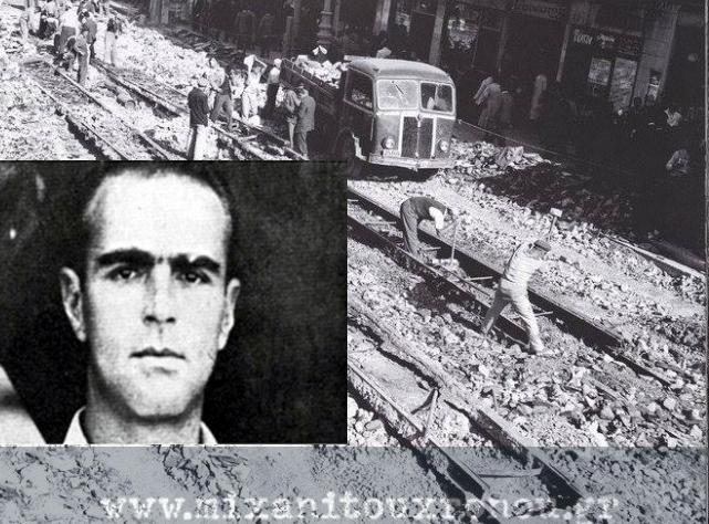 """""""Ένας ψηλός και νεότατος άνδρας έσκυψε και άγγιξε τη σιδηροτροχιά με το χέρι του. Αναγνώρισα τον Κωνσταντίνο Καραμανλή"""". Η μαρτυρία του Ιταλού ρεπόρτερ για το ξήλωμα του τραμ στην Αθήνα του 1953"""