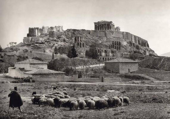 akropolis -provata