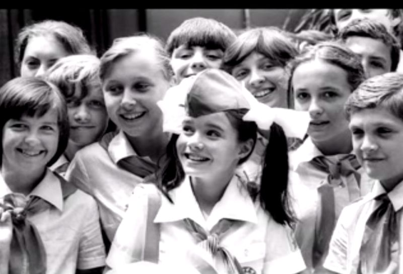 Η 10χρονη που έστειλε επιστολή στον Γιούρι Αντρόπωφ και επισκέφθηκε την ΕΣΣΔ. Σκοτώθηκε σε αεροπορικό δυστύχημα με όλη την οικογένεια της