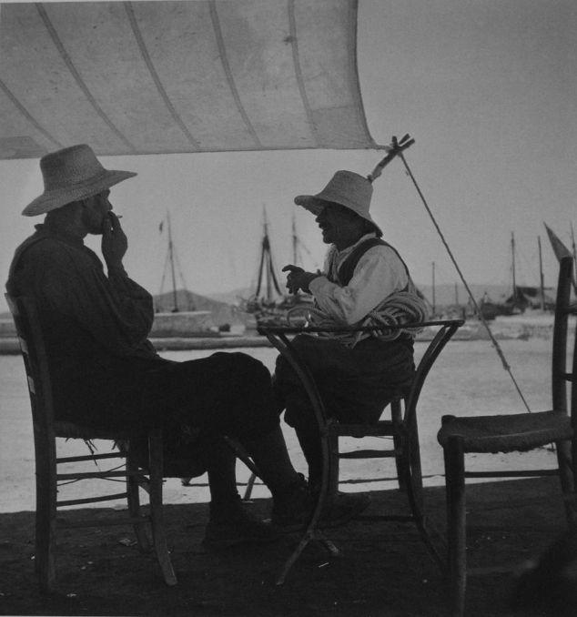 Summer_ Naxos 1950-55_ by Voula Papaioannou_Benaki  Museum