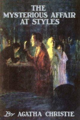 Το μυστήριο πρόβλημα στο Στάιλς, το πρώτο βιβλίο της Αγκάθα Κρίστι.