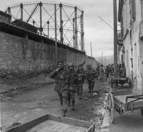 """Γερμανοί στο """"Γκαζοχώρι"""" την περίοδο της Κατοχής"""