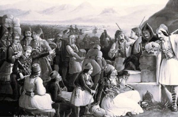 Η σύγκρουση στην Αρκαδία ήταν η αφπρμή για το ξέσπασμα της β φάσης του εμφυλίου