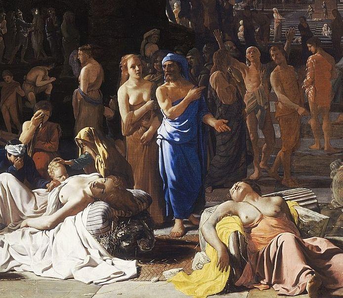 Ο λοιμός που εξόντωσε την αρχαία Αθήνα και σκότωσε τον Περικλή. Η πανδημία και οι επιστημονικές θεωρίες για την μετάδοση της νόσου