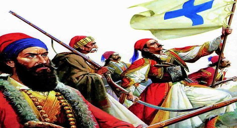 Η εισβολή του Παπαφλέσσα στην Αρκαδία για να καταστείλει την ανταρσία των κατοίκων που δεν πλήρωναν φόρους στην κυβέρνηση Κουντουριώτη. Ο δεύτερος εμφύλιος της επανάστασης