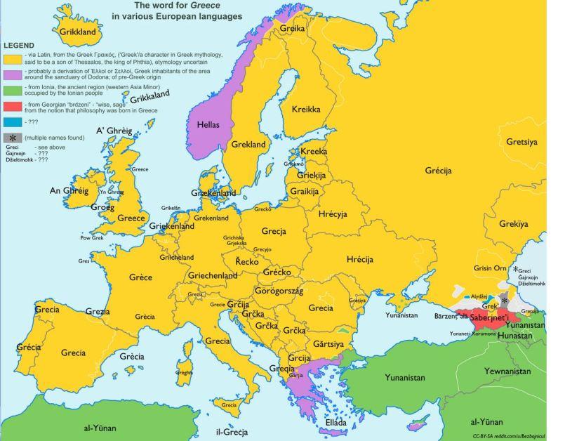 greece in europe
