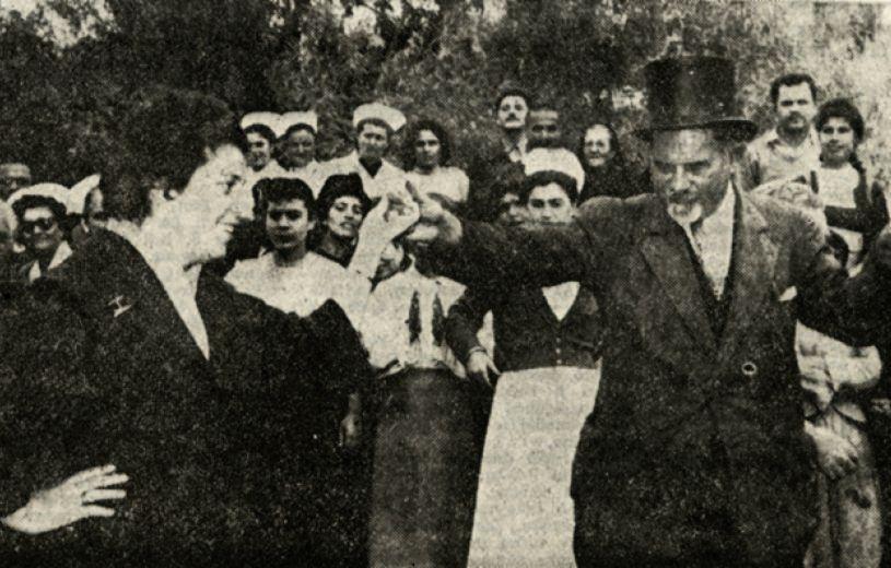 """Δελαπατρίδης, ο θρυλικός ρήτορας του δρόμου που ήθελε να δημιουργήσει υπουργείο Έρωτος. """"Διόριζε"""" έναντι 2 δραχμών αγνώστους σε υπουργικές θέσεις"""