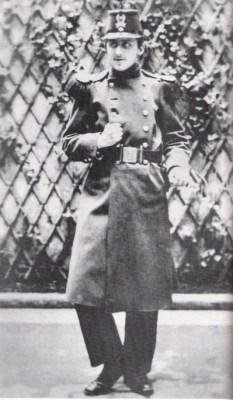 Ο Μαρσέλ Προυστ υπηρέτησε για ένα χρόνο στον Γαλλικό Στρατό