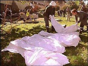 Οι μάρτυρες- θύματα τον Οκτώβρη του 1994