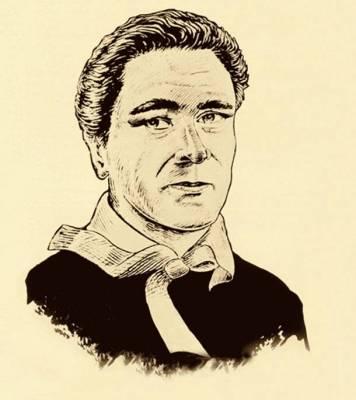 Ο Ελβετός φιλέλληνας Ιωάννης Μάγερ.