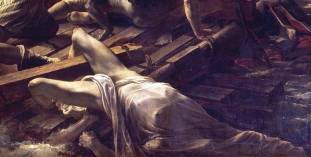 Οι μακάβριες σκηνές που εκτιλύχθηκαν στη σχεδία απεικονίζονται σε διάσημο πίνακα ζωγραφικής
