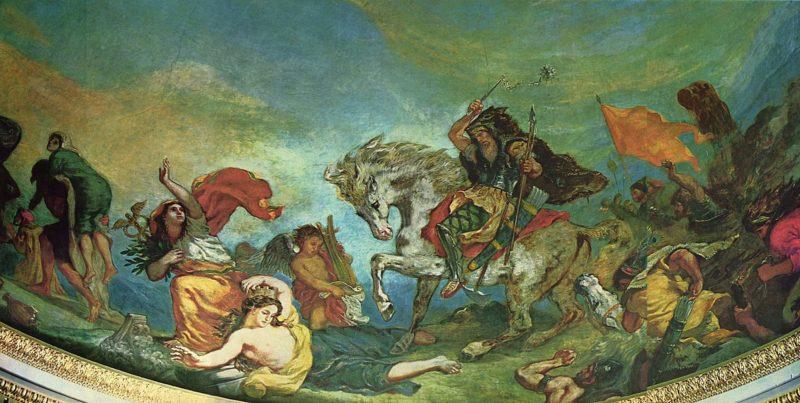 Αττίλας. Ο Ούννος πολέμαρχος που κατέστρεψε Θράκη-Μακεδονία και εκστράτευσε κατά της Ευρώπης. Πέθανε μυστηριωδώς από ρινορραγία στο κρεβάτι τη νύχτα του γάμου του