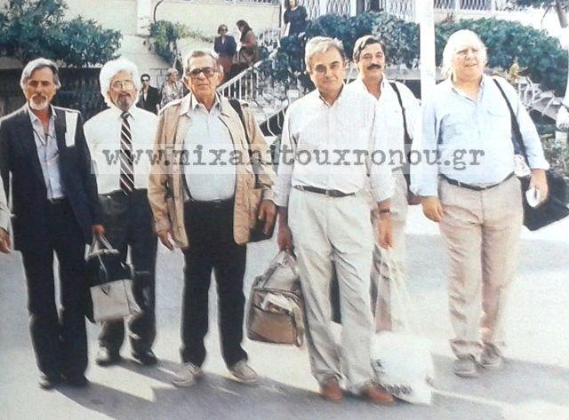 Η φυλάκιση εκδοτών και δημοσιογράφων επί Μητσοτάκη, επειδή δημοσιοποίησαν προκήρυξη της 17 Νοέμβρη. Φυντανίδης, Μαρούδας, Καρατζαφέρης, Παπαϊωάννου, Γερονικολός, έμειναν δυο εβδομάδες στη φυλακή