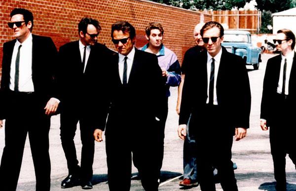 """Οι πρωταγωνιστές της ταινίας """"Reservoir Dogs"""""""