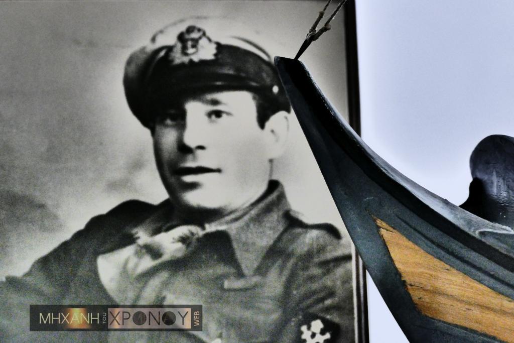"O ριψοκίνδυνος καπετάν Μιλτιάδης Χούμας που ξέφευγε από τα μπλόκα των Γερμανών με το καΐκι του. Πως διέσωσε δεκάδες Βρετανούς και πατριώτες με την θρυλική ""Ευαγγελίστρια"""