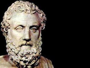 Αισχύλος. Ο κορυφαίος Ελληνας τραγωδός πολέμησε στον Μαραθώνα.