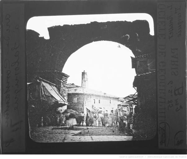 Η Καμάρα το 1884