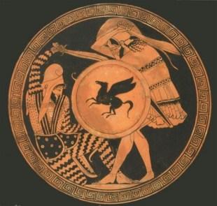 Σύμφωνα με την παράδοση ο μεγάλος αριθμός των νεκρών Περσών στον Μαραθώνα ώθησε τους Αθηναίους να εκπληρώσουν το τάμα τους προς την Άρτεμη τμηματικά.
