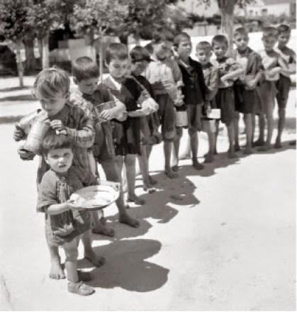 Κέντρο Γάλακτος του Διεθνούς Ερυθρού Σταυρού. 1942-43